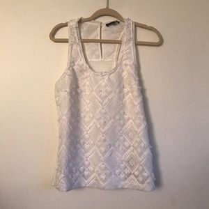 Banana Republic lace top